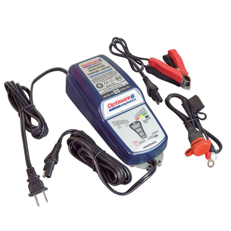 chargeur batterie optimate pour voiture