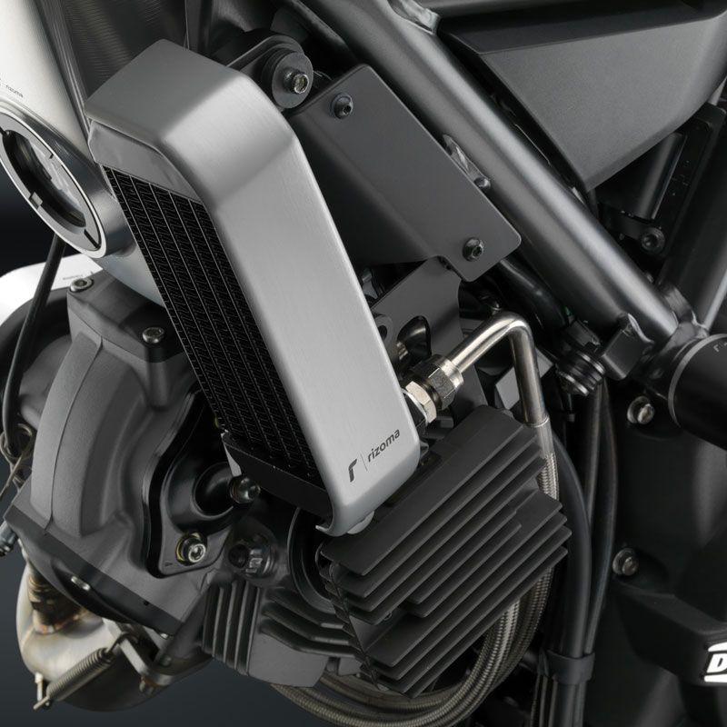 protection rizoma cache radiateur habillage moto. Black Bedroom Furniture Sets. Home Design Ideas