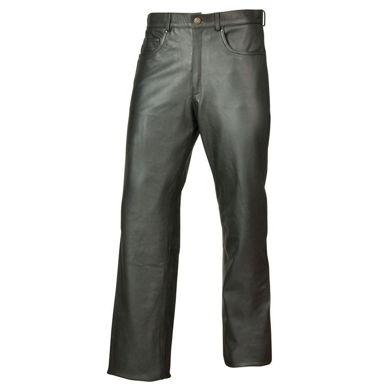 Pantalon Motomod Jeans Cuir Millied