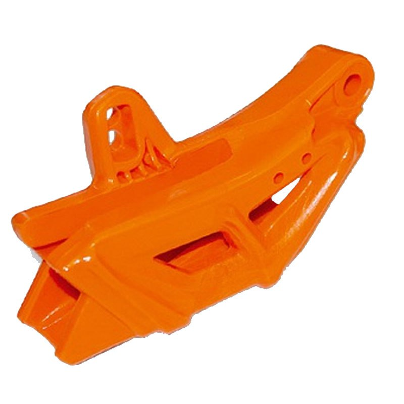 patin de chaine ufo orange partie cycle moto cross. Black Bedroom Furniture Sets. Home Design Ideas