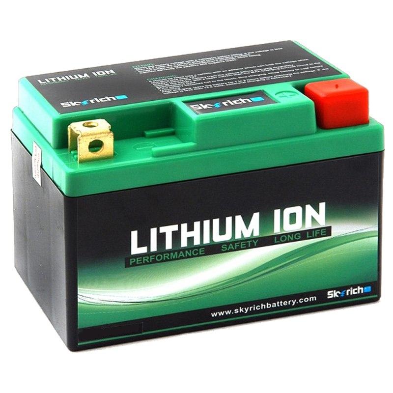 batterie skyrich lithium ion ytx9 bs entretien. Black Bedroom Furniture Sets. Home Design Ideas