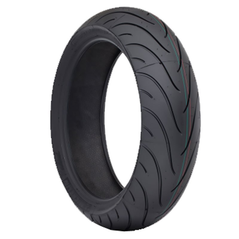 Pneumatique Michelin PILOT ROAD 2 160/60 ZR 17 (69W) TL