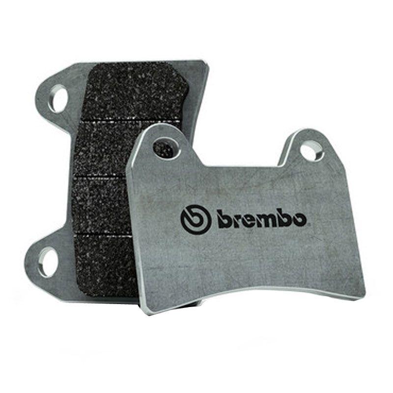 plaquettes de freins brembo racing carbon avant freinage. Black Bedroom Furniture Sets. Home Design Ideas