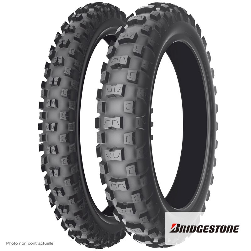 Pneumatique Bridgestone MOTOCROSS M403 60/100 - 12 (33M) TT