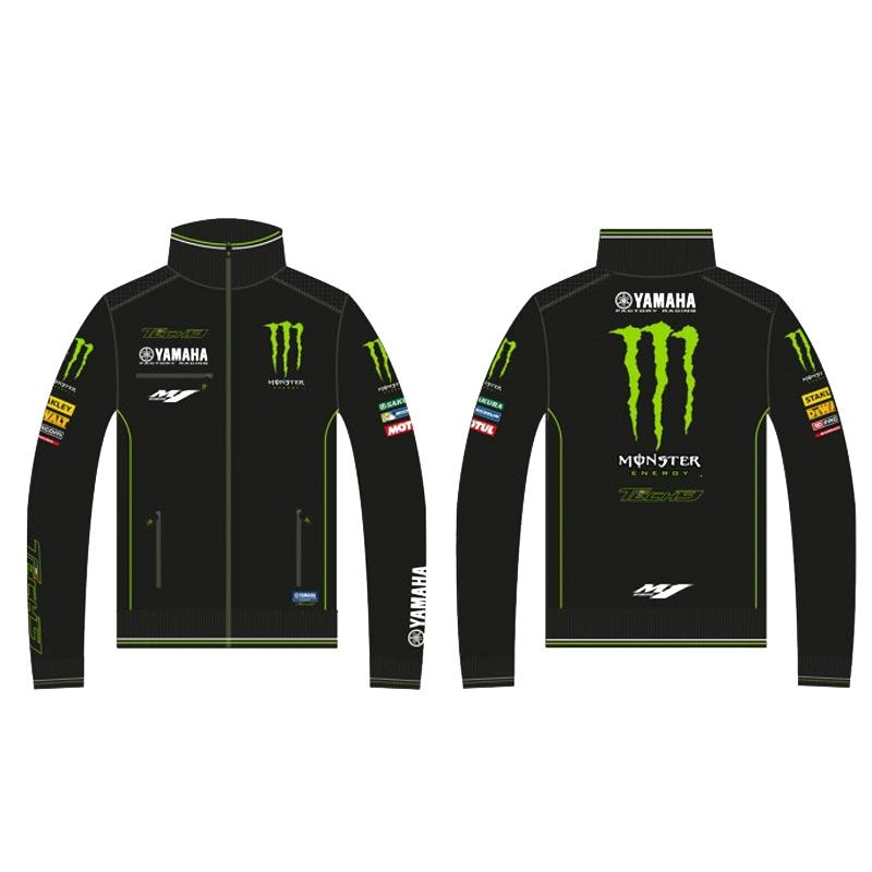 Veste Tech3 Monster Polaire