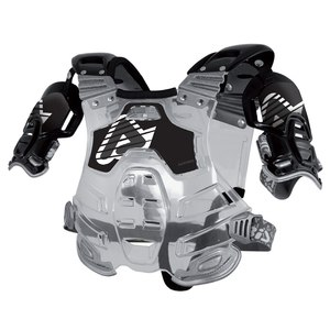 BOMBER JUNIOR TRANSPARENT BLACK