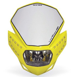 Plaque phare Acerbis LED VSION HP