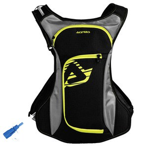 ACQUA DRINK BLACK FLUO YELLOW