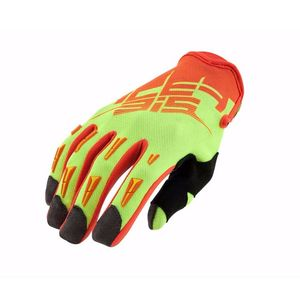 MX X2 - JAUNE FLUO ORANGE FLUO -