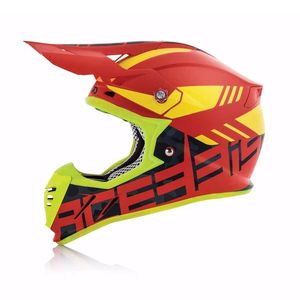 PROFILE 3.0 BLACKMAMBA - ROUGE / JAUNE FLUO -