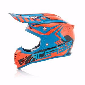 PROFILE 3.0 SKINVIPER - ORANGE FLUO / BLEU -