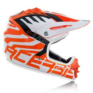 IMPACT JUNIOR 3.0 - ORANGE FLUO BLANC -