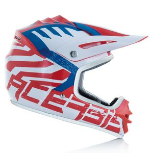 IMPACT JUNIOR 3.0 - ROUGE BLEU -