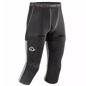 X-KNEE GECO BLACK GREY