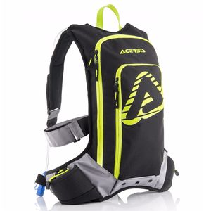 X-STORM BLACK FLUO YELLOW
