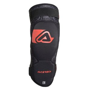 X-KNEE SOFT BLACK RED
