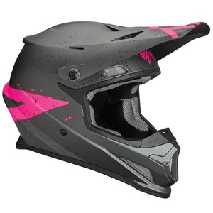 SECTOR HYPE CHARCOAL PINK ENFANT
