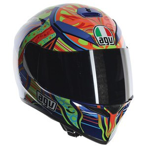 Casque AGV K-3 SV - FIVE CONTINENTS