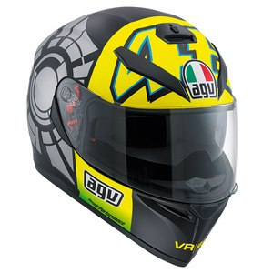 Casque AGV K3 SV WINTER TEST 2012