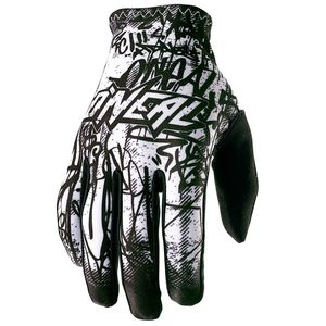 Gants cross O'Neal MATRIX VANDAL 2017 NOIR BLANC