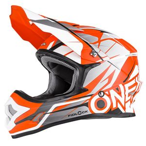 3 SERIES - FREERIDER FIDLOCK - ORANGE GRAY MATT