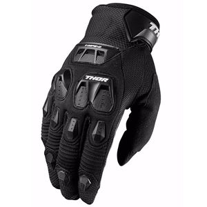 Gants cross Thor DEFEND 2017 - NOIR