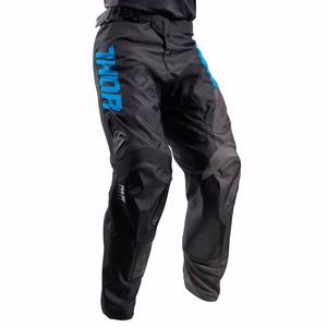 Pantalon cross Thor PULSE AKTIV 2017 - BLEU NOIR