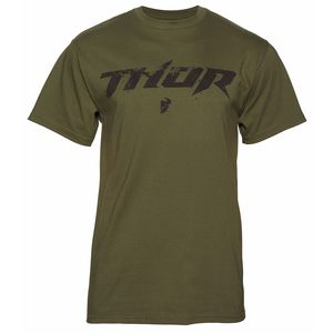 T-shirt manches courtes Thor ROOST Vert