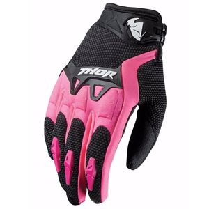 Gants cross Thor WOMAN SPECTRUM 2017 - NOIR ROSE