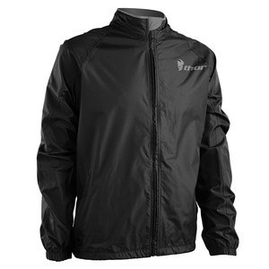 Veste enduro Thor PACK 2016 BLACK CHARCOAL