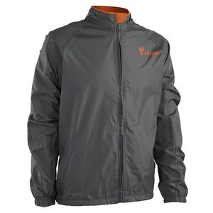 Veste enduro Thor PACK 2017 - CHARBON ORANGE