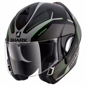 Casque Shark EVOLINE SERIE 3 HATAUM MAT