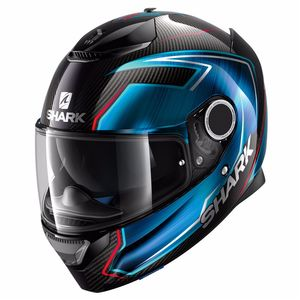 Casque Shark SPARTAN CARBON SKIN REPLICA GUINTOLI