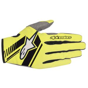 NEO GLOVES - YELLOW FLUO BLACK