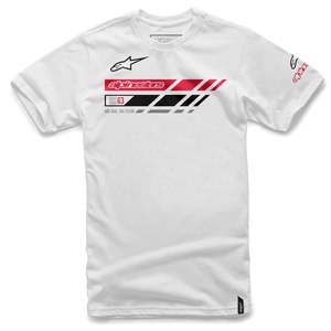 T-shirt manches courtes Alpinestars LAUNCH