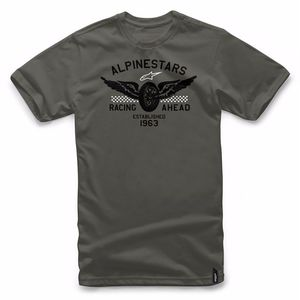 T-shirt manches courtes Alpinestars LANDSPEED