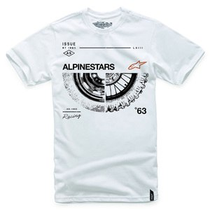 T-shirt manches courtes Alpinestars TRYES