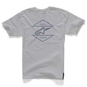 T-shirt manches courtes Alpinestars BOLT ON