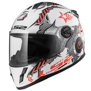 Casque LS2 FF392J MACHINE