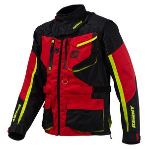 Veste enduro Kenny TITANIUM 2016 RED
