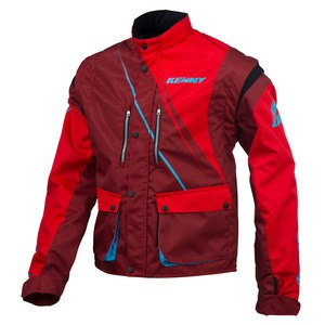 Veste enduro Kenny TRACK 2016 RED