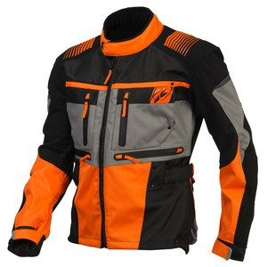 Veste enduro Kenny ENDURO - ORANGE - 2017