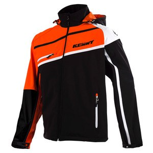 Veste Kenny Destockage SOFTSHELL HYBREED RACING 2016