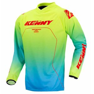 Maillot cross Kenny PERFORMANCE - LEMON - 2017
