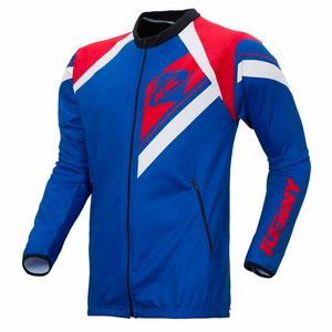 Veste enduro Kenny CASAQUE ENDURO - BLEU / ROUGE - 2017