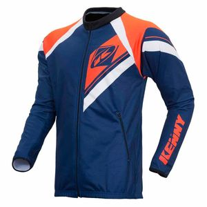 Veste enduro Kenny CASAQUE ENDURO - NAVY / ORANGE FLUO - 2017