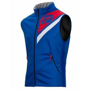 BODY WARMER ENDURO - BLEU ROUGE -