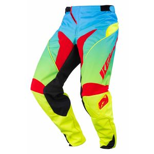Pantalon cross Kenny PERFORMANCE - LEMON - 2017