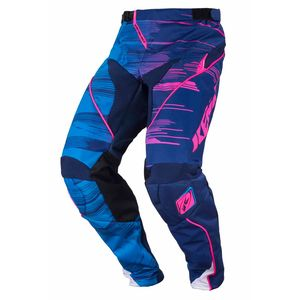 Pantalon cross Kenny PERFORMANCE - BLEU / ROSE - 2017
