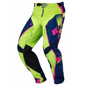 TRACK - MARINE / LIME / ROSE FLUO -